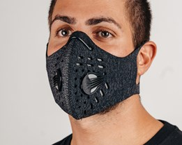 Sport Mask Outdoor Grey 2 Face Mask - Equip