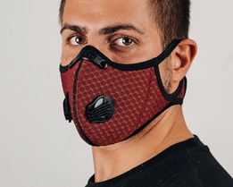 Sport Mask Outdoor Red Face Mask - Equip