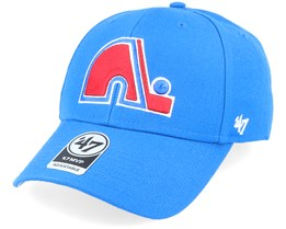 Quebec Nordiques Mvp Blue Raz/Red Adjustable - 47 Brand