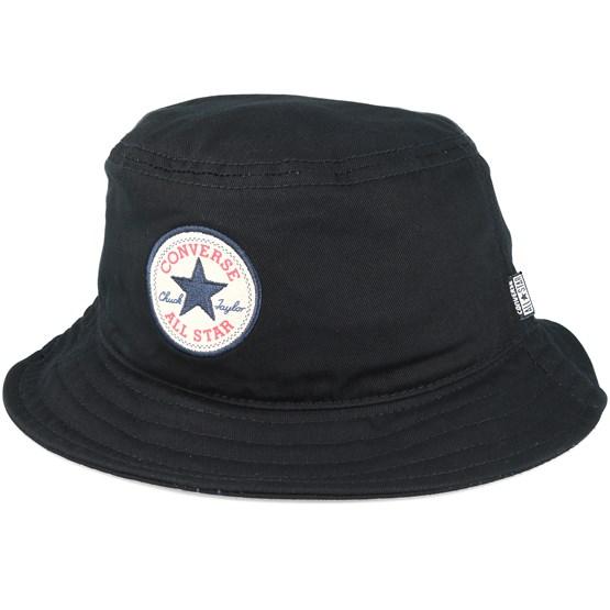 8aef3dc5facbc2 Black Bucket - Converse - Start Czapkę - Hatstore