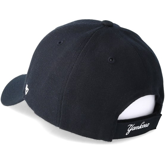 e47aff4debacb Kids New York Yankees Youth Mvp Navy Adjustable - 47 Brand caps -  Hatstoreworld.com