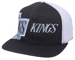 Los Angeles Kings Los Angeles Kings Big Logo Nhl Vintage - Twins Enterprise