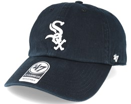 Chicago White Sox 47 Clean Up Black Adjustable - 47 Brand