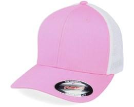 Trucker Mesh 2-Tone Pink/White Flexfit - Flexfit