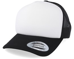 Black/White Trucker - Yupoong