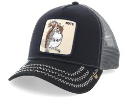 Squirrel Dark Navy/Grey Trucker - Goorin Bros.