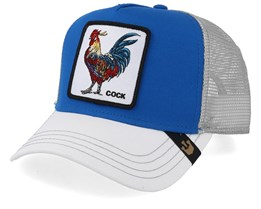 Gallo Royal/White/Grey Trucker - Goorin Bros.