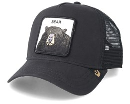 Black Bear Black Trucker - Goorin Bros.