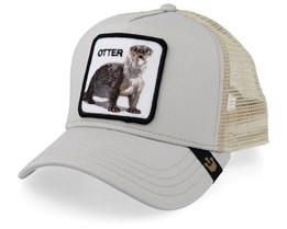 Otter Beige Trucker - Goorin Bros.
