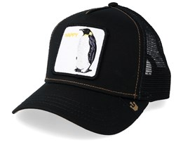 Waddler Black Trucker - Goorin Bros.