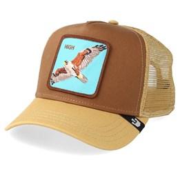 b2d86448 Fever Brown Trucker - Goorin Bros. caps - Hatstoreworld.com