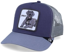 Big Dog Navy/Grey Trucker - Goorin Bros.