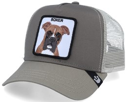 Boxer Grey Trucker - Goorin Bros.