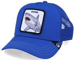 Chomp Chomp Blue Trucker - Goorin Bros.