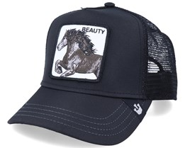 Black Beauty Black Trucker - Goorin Bros.