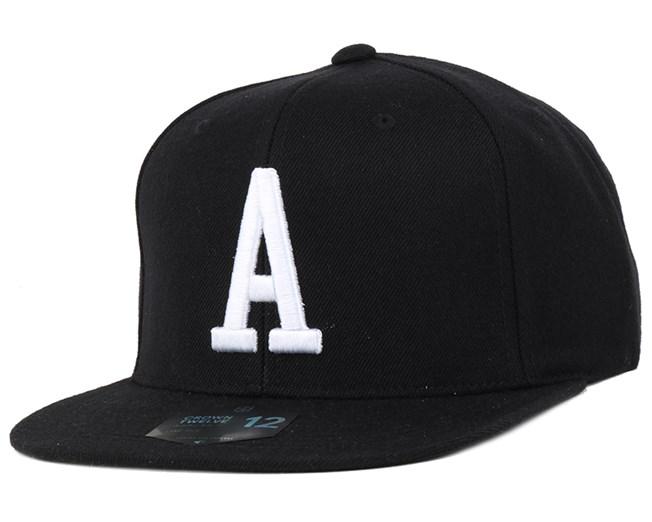 Alpha Alphabet Snapback - State Of Wow caps  6143867655f
