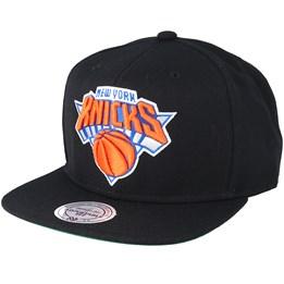 ba952b103992c Mitchell   Ness New York Knicks Wool Solid Snapback - Mitchell   Ness CA   39.99