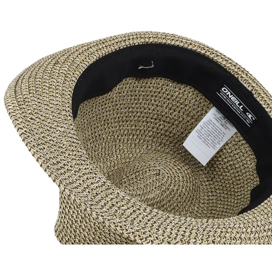 6afe108230444 Santa Monica Byron Beige Fedora - O Neill hats - Hatstoreworld.com