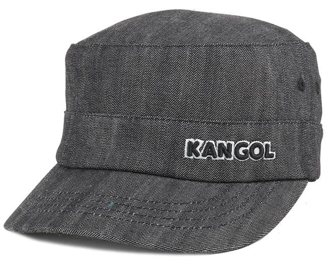 f508346f96a Denim Black Army Flexfit - Kangol caps - Hatstoreworld.com