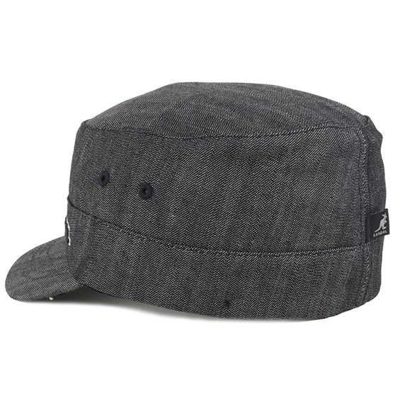 386555922 Denim Black Army Flexfit - Kangol