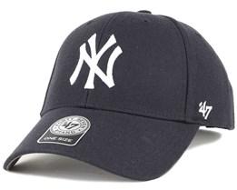 NY Yankees Mvp Home Adjustable - 47 Brand