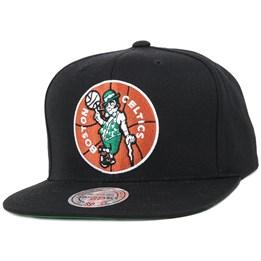 736bffe8e81a6b Mitchell & Ness Boston Celtics Wool Solid 3 Snapback - Mitchell & Ness  $29.99