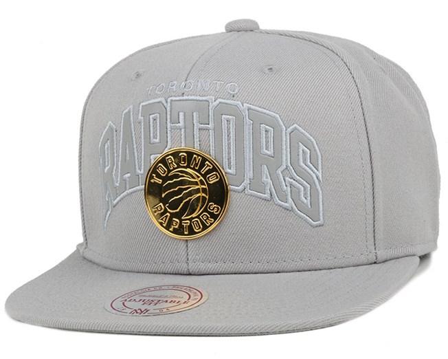 082f60bea8b Toronto Raptors Lux Arch Snapback - Mitchell & Ness caps | Hatstore ...