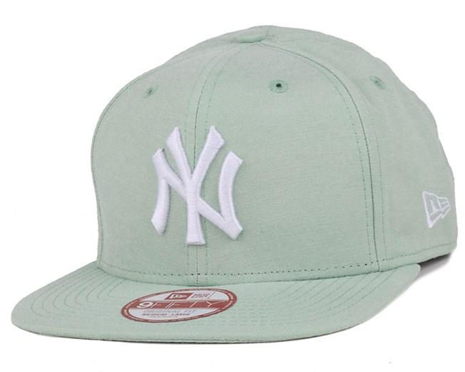 226a9b0569240 NY Yankees Oxford Lights Green 9Fifty Snapback - New Era caps ...