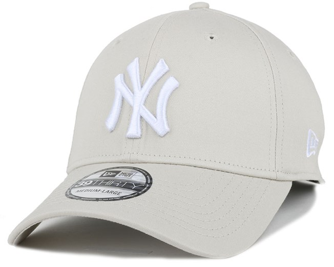 NY Yankees League Essential Stone 39Thirty Flexfit - New Era caps ... a5381a716ed