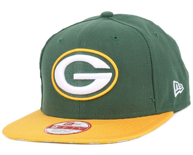 789d0d74 Green Bay Packers NFL Sideline 9Fifty Snapback - New Era caps ...