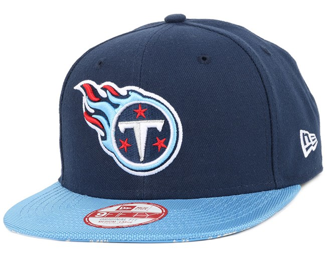 new arrival 4fc46 3a0ee Tennessee Titans NFL Sideline 9Fifty Snapback - New Era