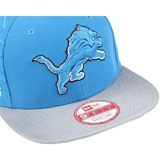 4ce19a90b64 Detroit Lions NFL Sideline 9Fifty Snapback - New Era caps