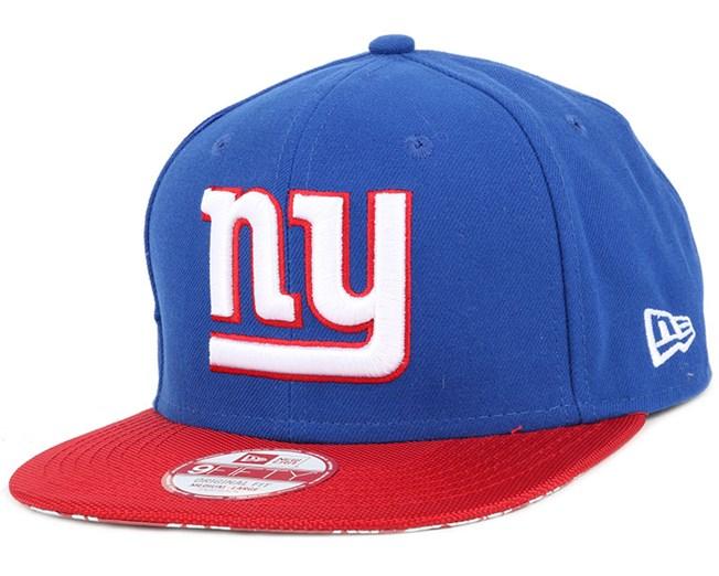 de87836ba NY Giants NFL Sideline 9Fifty Snapback - New Era caps ...