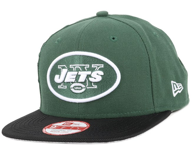 buy online 7c4aa 4fcfc NY Jets NFL Sideline 9Fifty Snapback - New Era
