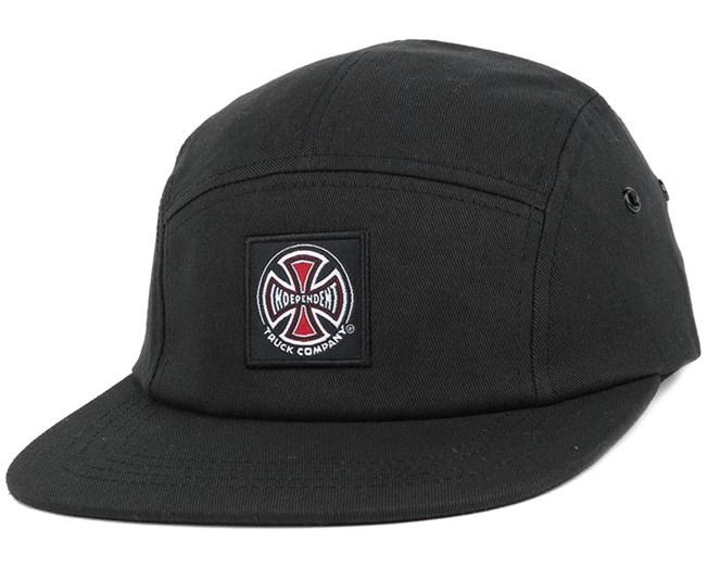 Truck Co. Black 5-Panel - Independent caps  ec8619ee37b0