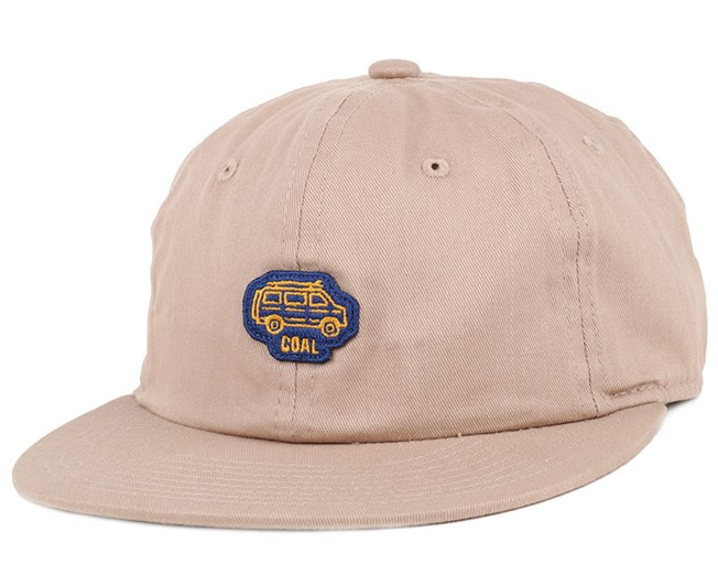 a4b12100f0c37 The Junior Khaki Snapback - Coal caps - Hatstorecanada.com