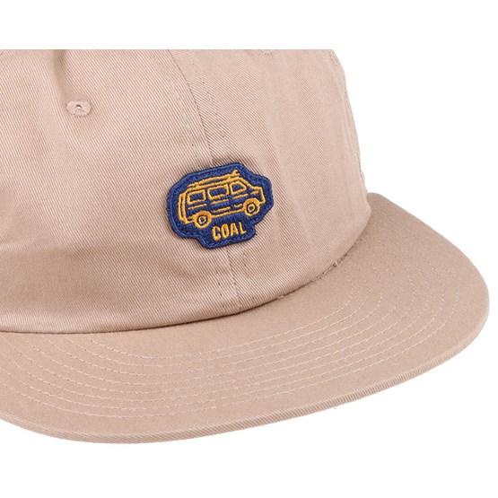 6e03cf150d4 The Junior Khaki Snapback - Coal caps - Hatstoreaustralia.com