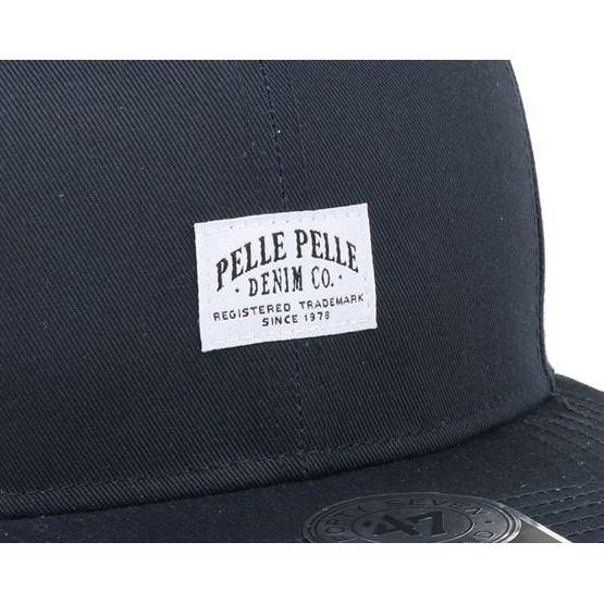 Core Label Navy Snapback - Pelle Pelle caps  9969823b3b60