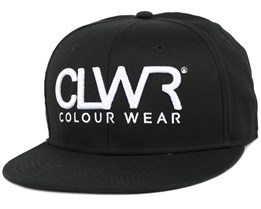 Black Snapback - Colour Wear