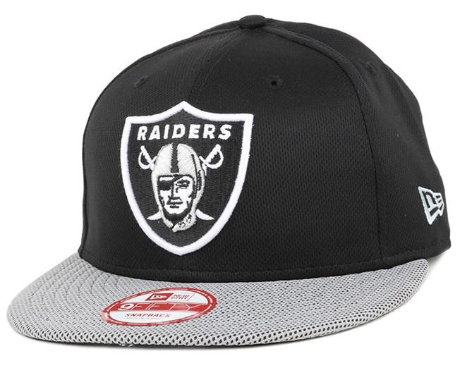 Oakland Raiders Visor Mesh 9Fifty Snapback - New Era caps  ff788532b