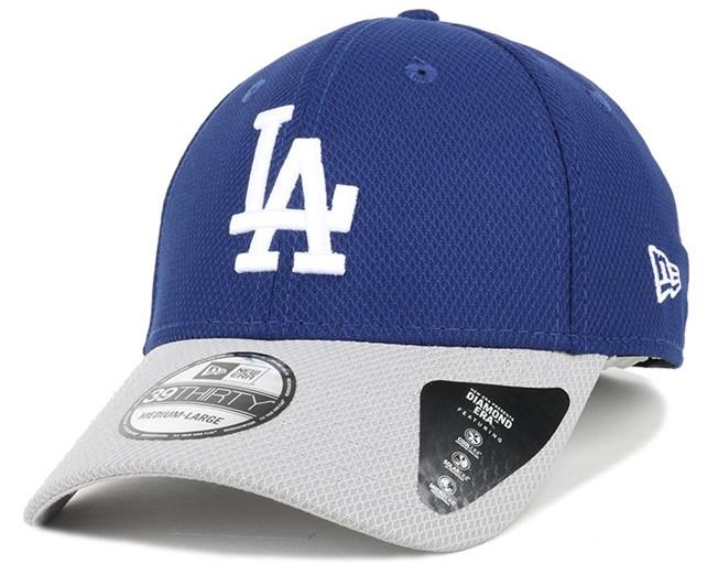 LA Dodgers Team Diamond Era 39Thirty Flexfit - New Era caps ... 67833a8e767