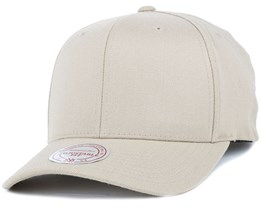 Blank 110 Flexfit Sand Adjustable - Mitchell & Ness