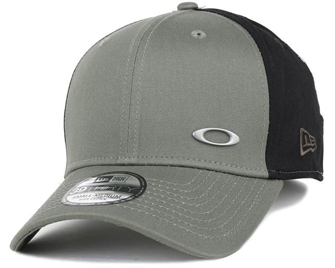 0ed35f692 Tinfoil Black/Dark Bush 39Thirty Flexfit - Oakley caps ...