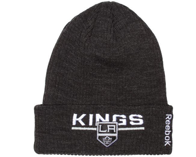 386ca030 LA Kings Locker Room Knit - Reebok beanies | Hatstore.co.uk