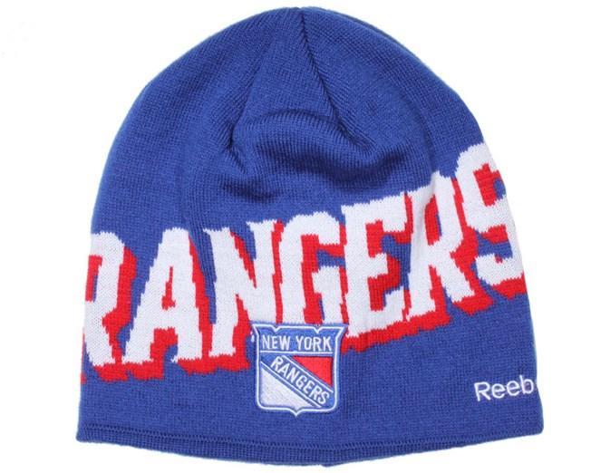 a6e00e49 NY Rangers Face Off Beanie - Reebok beanies - Hatstoreworld.com