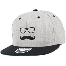 4c237ac29 Script BM Black Dad Cap - Bearded Man caps - Hatstoreworld.com