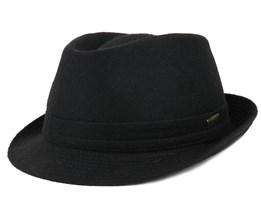 Trilby Wool Black - Stetson