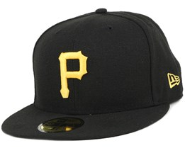 Pittsburgh Pirates Authentic On-Field Game 59Fifty - New Era