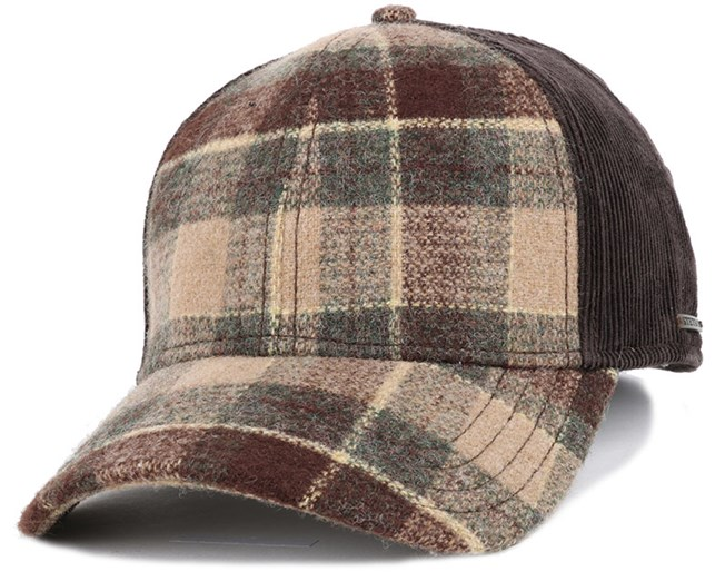 California Woolrich Check Flexfit - Stetson caps - Hatstorecanada.com 8b50ffbafdb