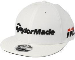 Tour 9Fifty White Snapback - Taylor Made